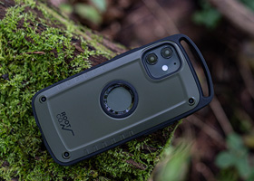 ROOT CO. GRAVITY Shock Resist Case Pro. for iPhone12mini