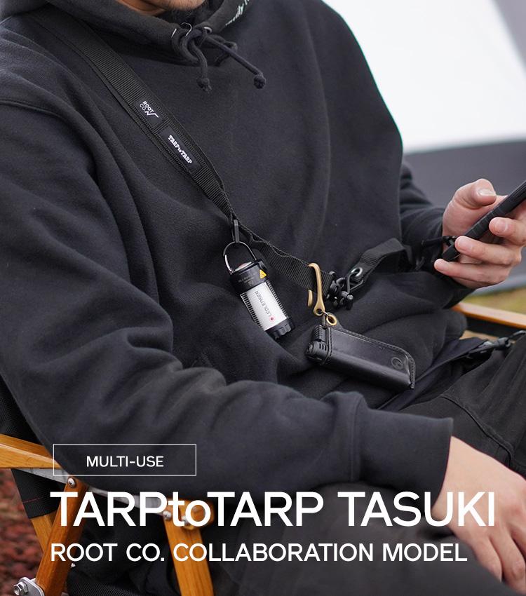 TARPtoTARP TASUKI ROOT CO. Collaboration Model